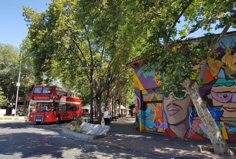 O que fazer em Santiago: City Tour no Hop on hop Off