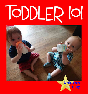 teaching toddlers for safety how and why