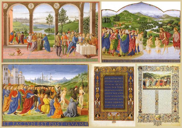 Bibbia di Federico da Montefeltro