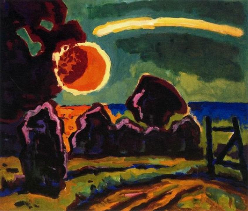 kandinsky paintings names - 735×626