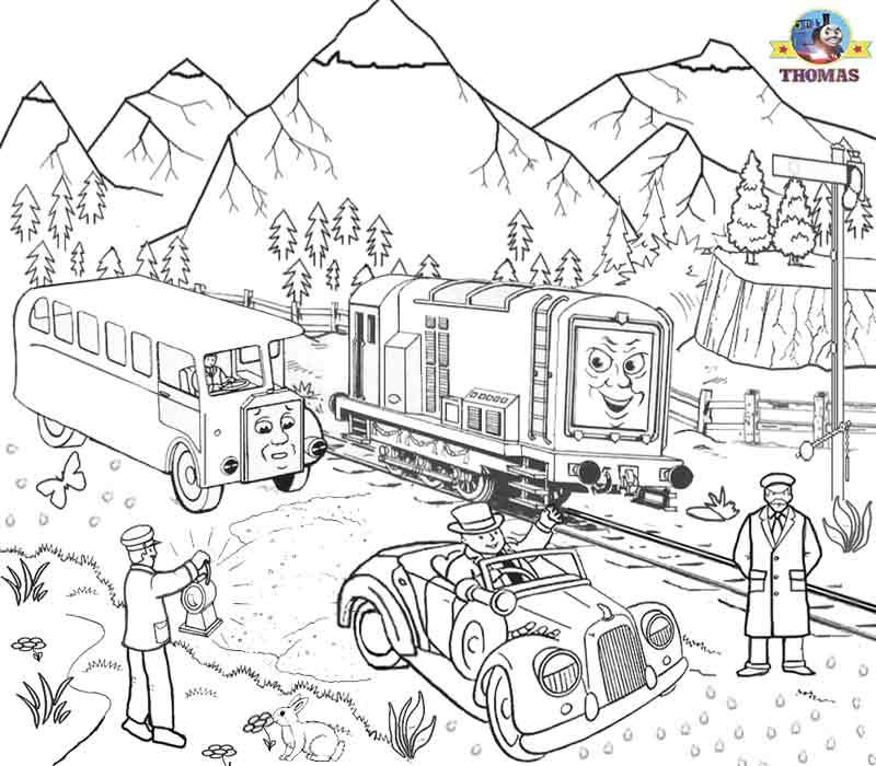 Thomas & seine Freunde Spiele für Vorschulkinder spielen | Thomas ... | 700x800