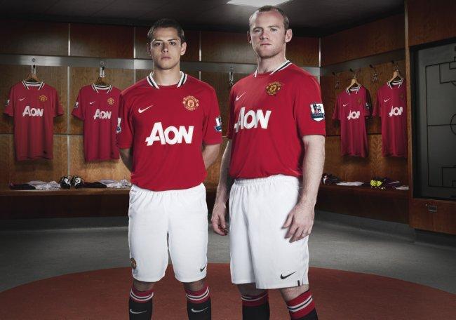 buy online afef1 8dab4 Berita Bolasepak Terkini: Jersi Baru Manchester United 2011/2012