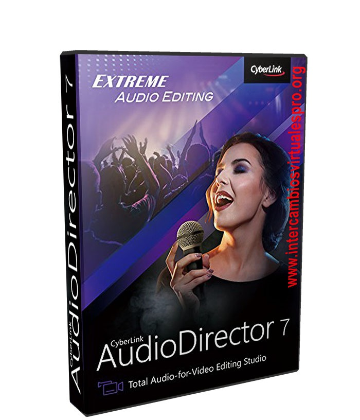 CyberLink AudioDirector Ultra 7.0.7320.0 poster box cover