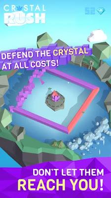 crystal rush apk