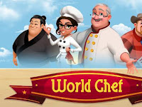 World Chef Mod Apk Unlimited Gems Money 1.34.17 For android
