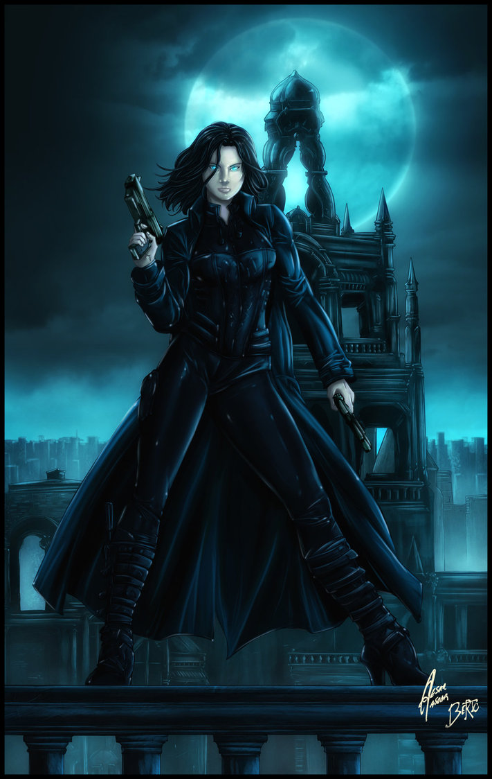 UNDERWORLD Trilogy Re-released on Blue-Ray and Anime Clip ...