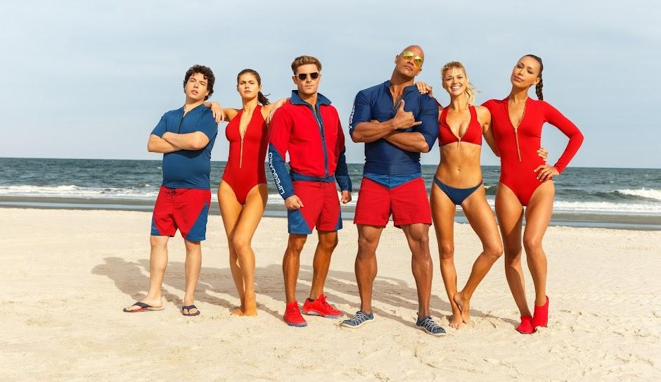 Baywatch | Comédia com Dwayne Johnson e Zac Efron ganha trailer dublado e nova data de estreia