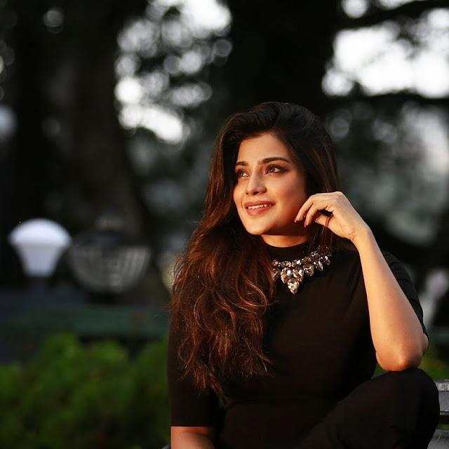 Actress aathmika Latest Photoshoot Stills