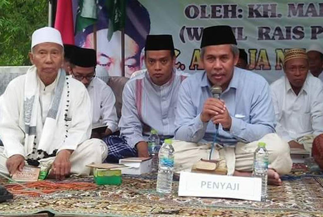 KH Marzuki Mustamar: Keluar dari NU itu Haram Hukumnya