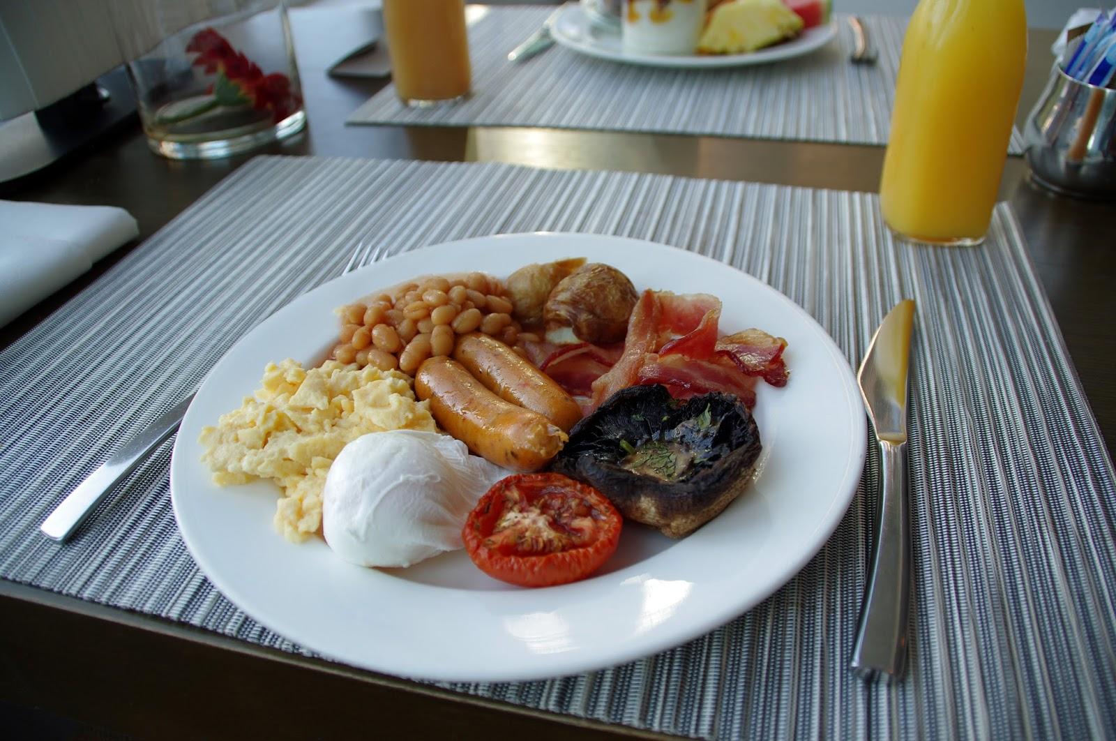 Executive Breakfast Swissotel Sydney