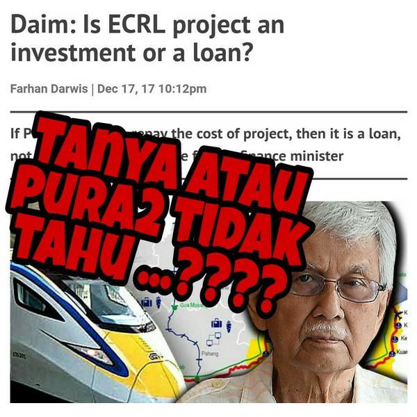 [Video] ECRL: Pelaburan atau pinjaman?