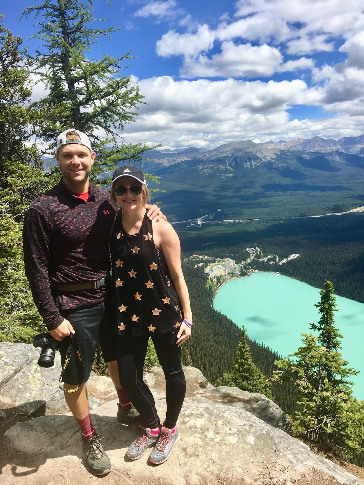 Big Beehive Hike | Lake Louise | Best Hike at Lake Louise | A Memory of Us | What to do at Lake Louise | Banff Itinerary