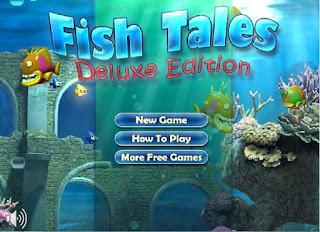 لعبة Fish Tales حكايات الأسماك