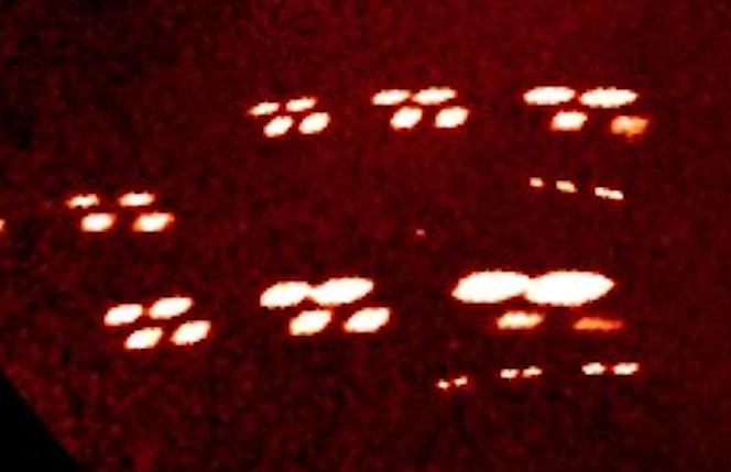 Risultati immagini per ufo fleet, soho, Sun