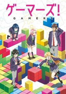 GAMERS! anime promo art