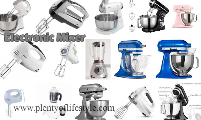 Best Kitchen Tools and Gadgets for Men Electronic Mixer