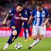 Polémica victoria para el Barcelona