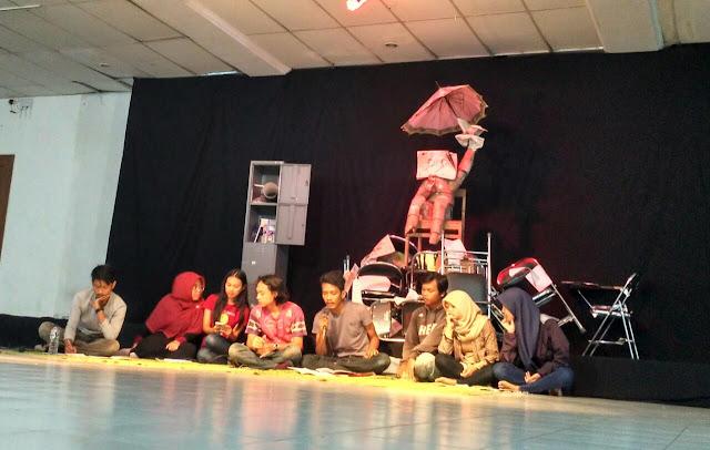 Diskusi Membaca Teater Kampus Hari Ini-teraSeni.com