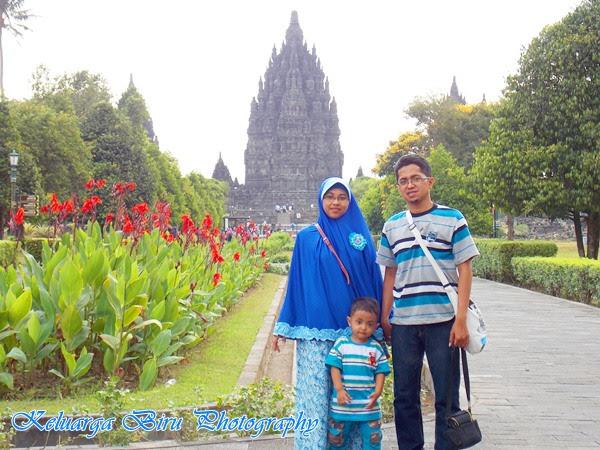 Keliling Nusantara ala Keluarga Biru