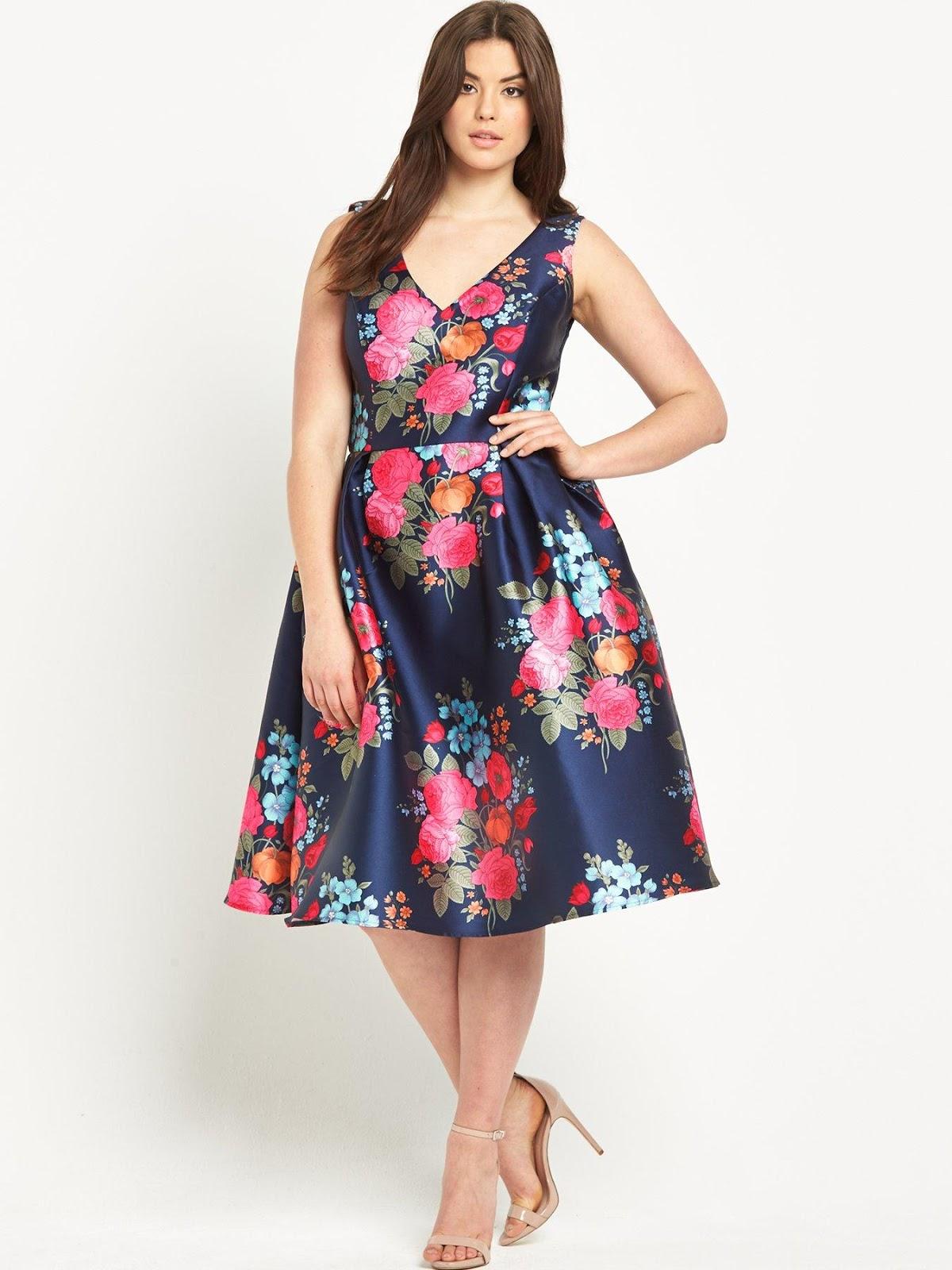Vestidos Para Gorditas Especial Modelos 2017 Moda Y