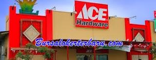 Lowongan Kerja Terbaru di Jakarta : PT. ACE Hardware Indonesia (WALK IN INTERVIEW)