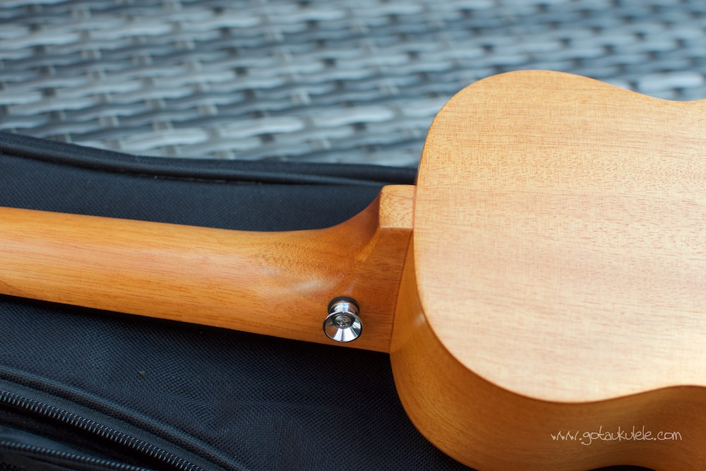 Making Sense Of Strap Button Placements That Impede Playing Up The Neck