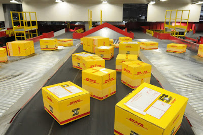 Internet of Things (IoT) Warehouse DHL