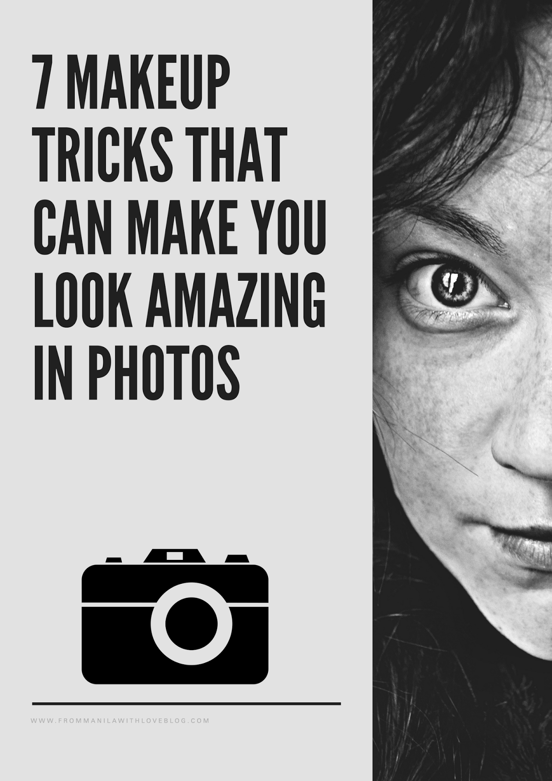 7 makeup tricks to make you look amazing in photos