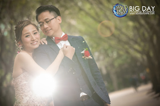 Nicole & Bob's big day at 帝景酒店,馬灣Club One