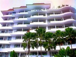 Hotel Dekat stasiun Pasar Turi - Weta International Hotel