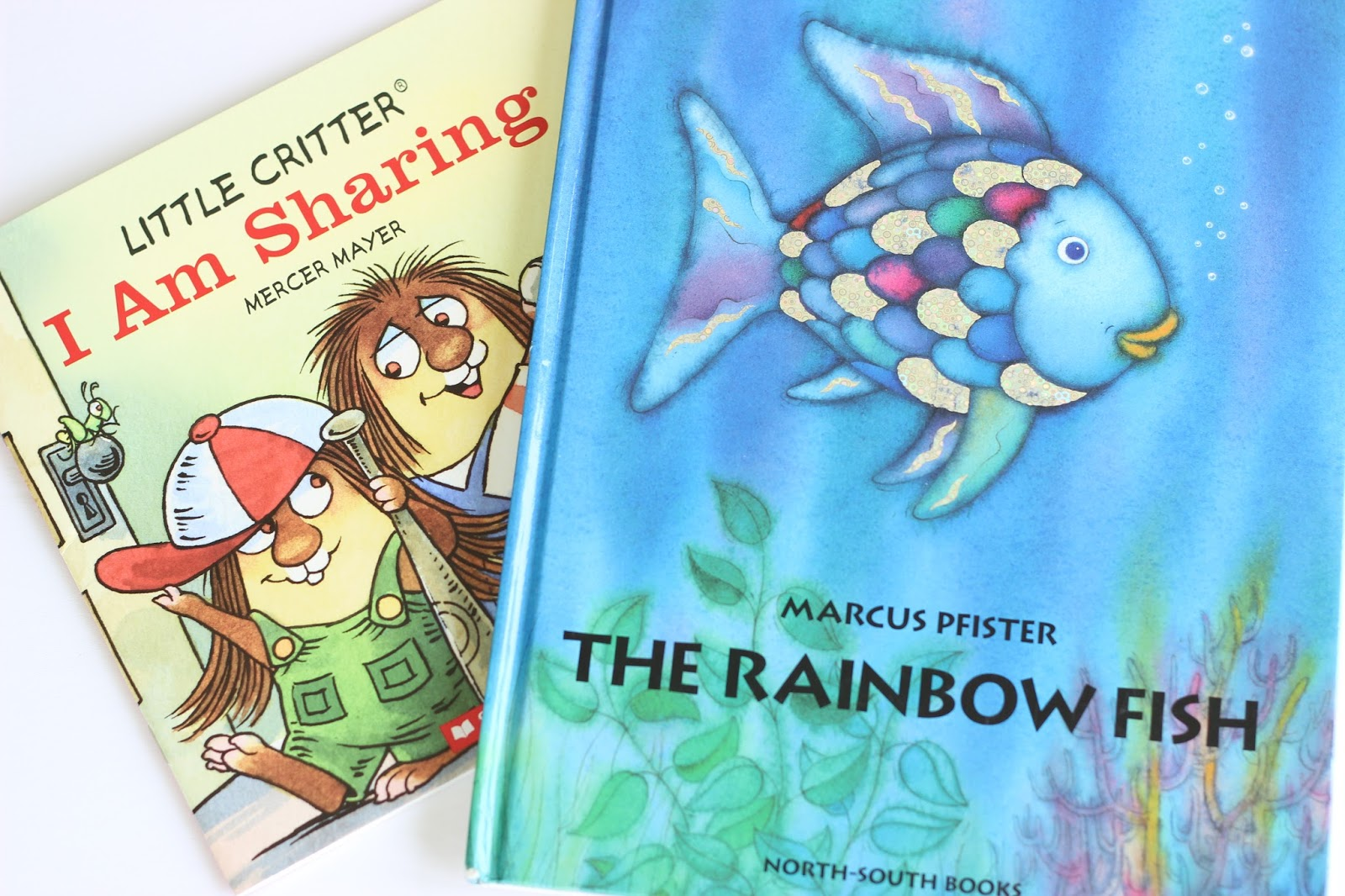 Kindergarten Step By Step Week 1 Rainbow Fish