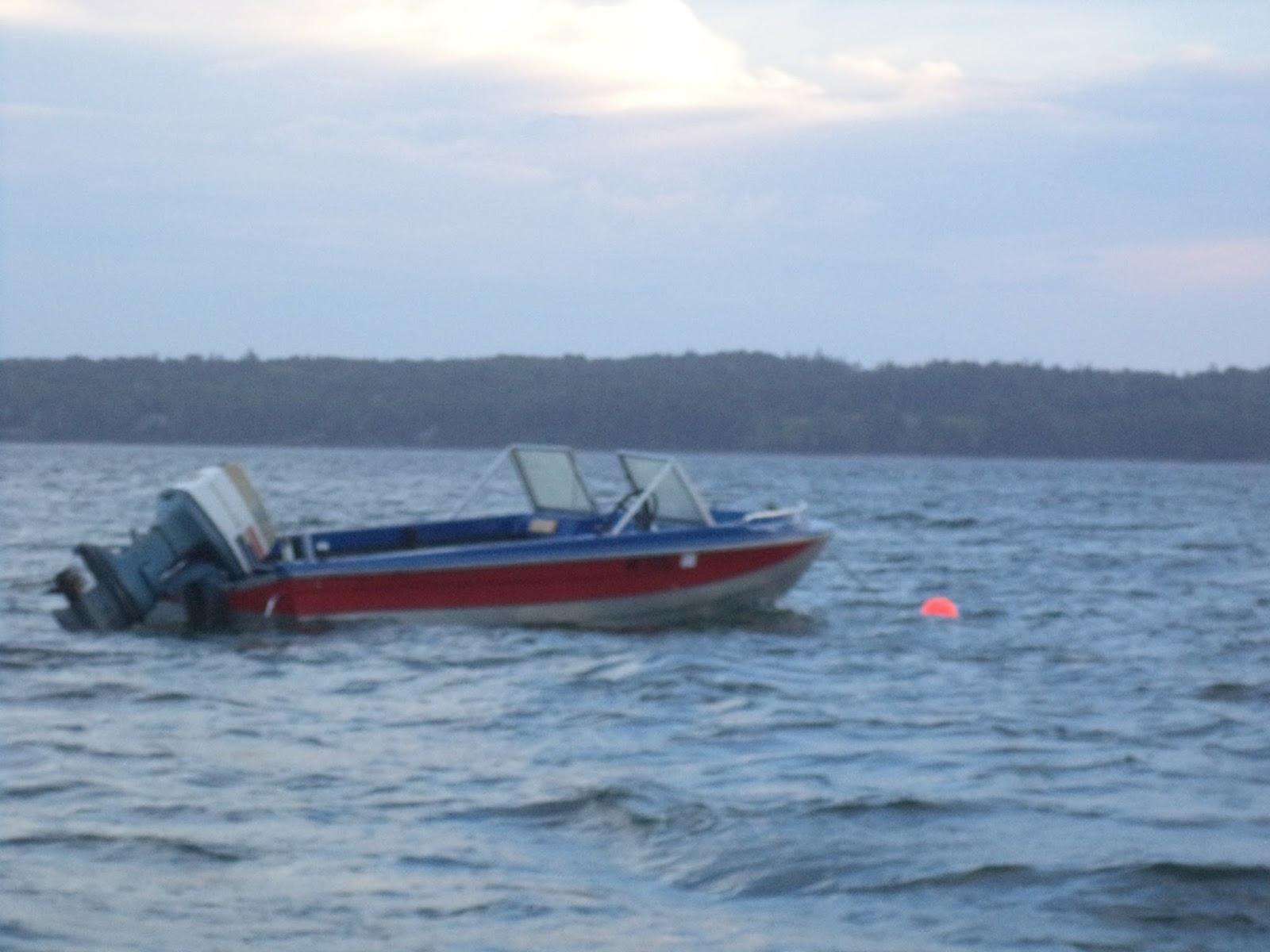 The Way Life Should Be: One Mooring in Maine