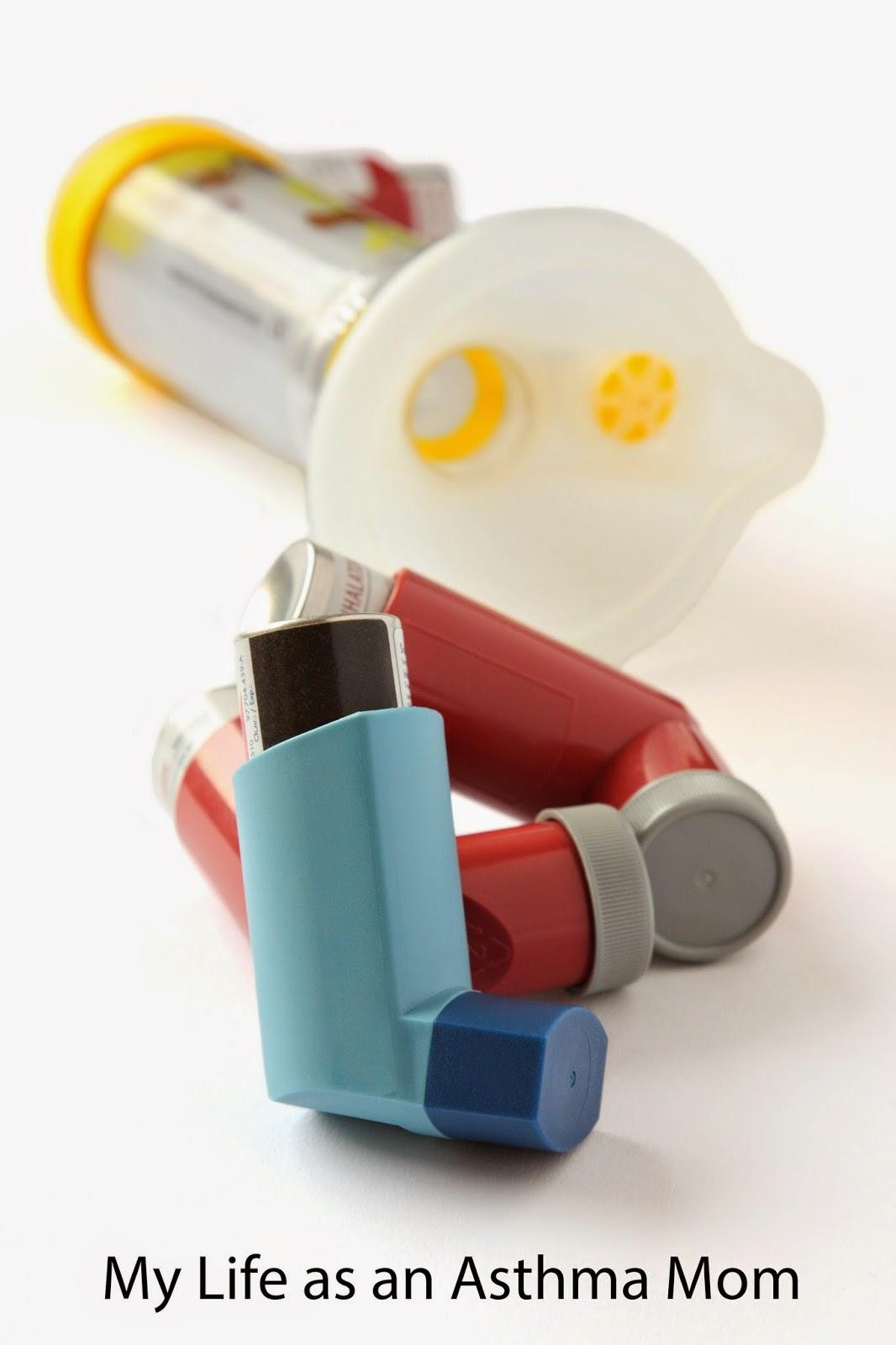 My Life As An Asthma Mom Maintenance Inhaler Vs Rescue Inhaler