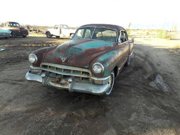 1949 Cadillac Series 62 Project