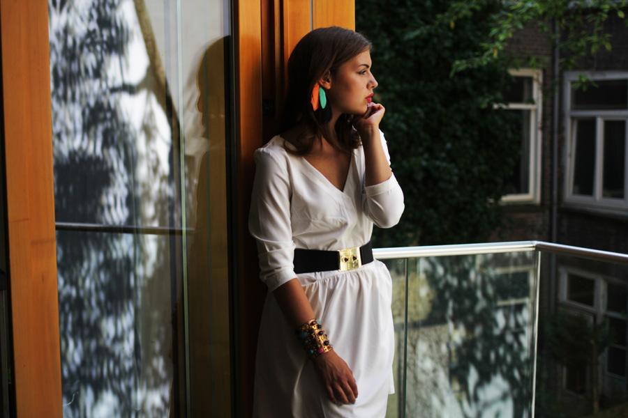 earcuff fashionblogger amsterdam berlin