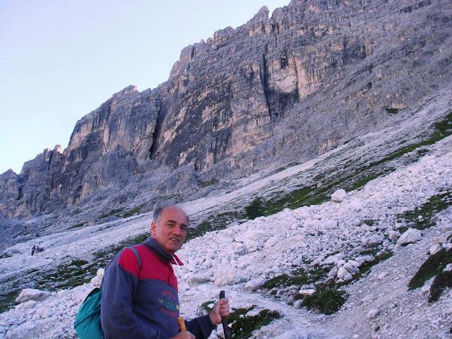 Rifugio Col De Varda - Lago Misurina - Forcella Misurina - Rifugio Fonda Savio - Sentiero 117 Bonacossa - Cadore