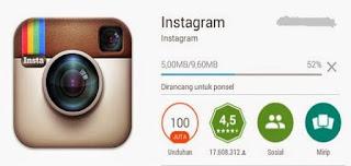 Download aplikasi instagram untuk PC / install instagram di PC