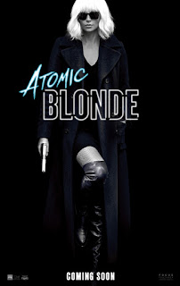 Atomic Blonde Movie Poster 1