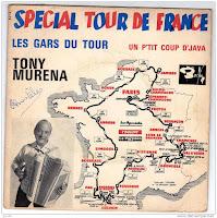 Accordéon et Tour de France