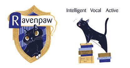 Ravenpaw crest