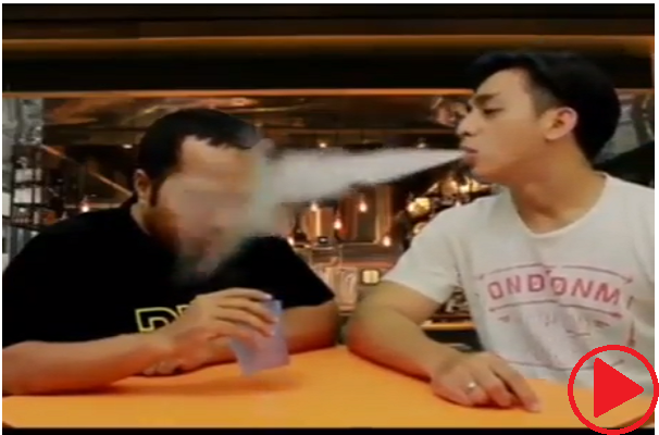 Vaping is Life, but not like this. Hhhhhh.