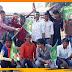 छात्र राजद ने उदाकिशुनगंज के एचएस कॉलेज में जड़ा ताला