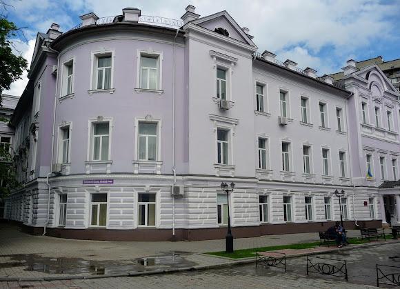 Суми. Колишній окружний суд. Банківська академія. 1917 р.