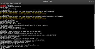 Cara Mencari Bug SSL Dengan A2SV di Kali Linux
