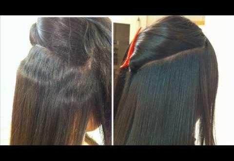 وصفة لترطيب الشعر بدون سيشوار مجربة .