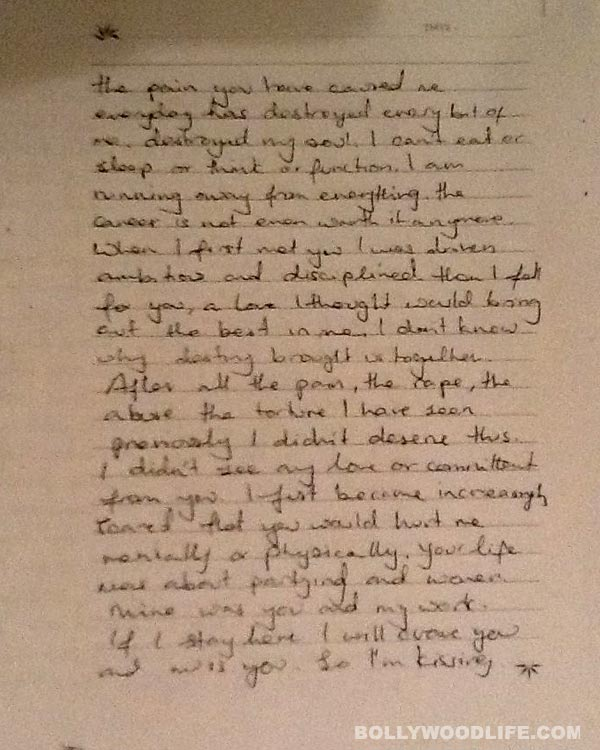 Suicide Notes: मेरो सम्झनामा कुशुमको रुमाल: Jiya Khans Suicide Note Found