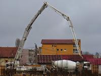 rental pompa beton
