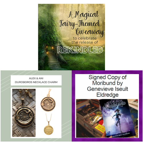 Check out these prizes for A Magical Fairy-Themed Giveaway!
