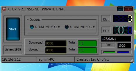 Update Inject XL UP 20 Februari 2016   SSH Inject Download Gratis