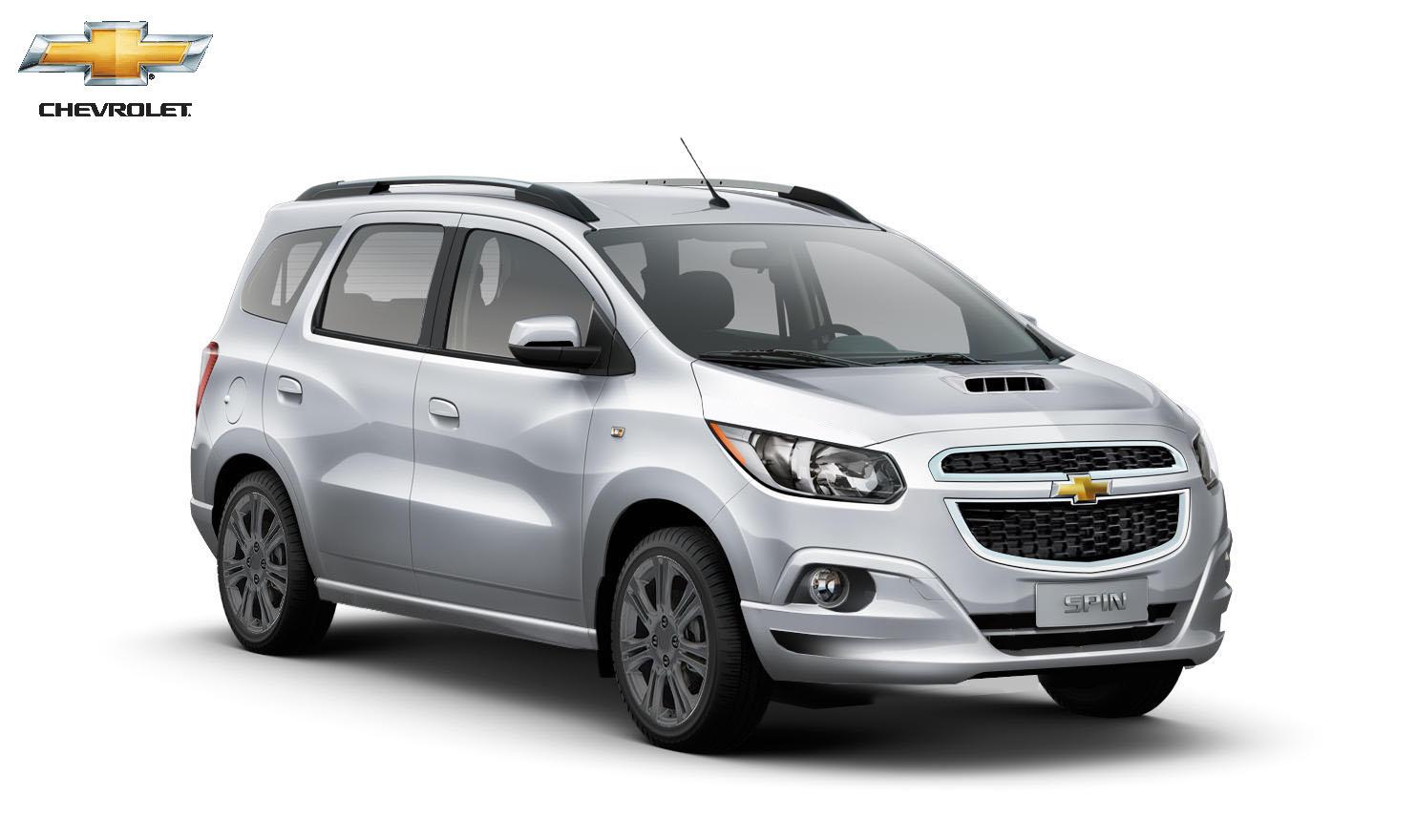 Konsumsi Bbm Grand New Veloz 1.5 Avanza 2015 Type E All About Chevrolet Spin Dirakit Di Indonesia Andra